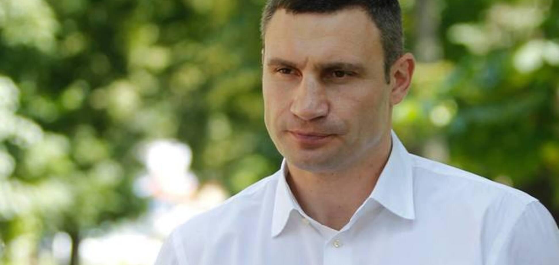Кличко возмутился 'кучкой приватизаторов' Майдана