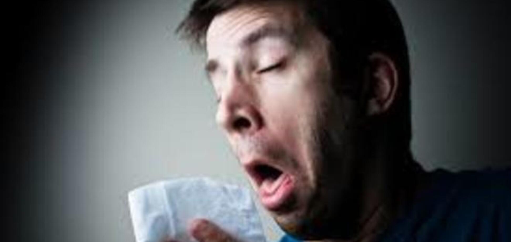 Причины чихания по утрам
