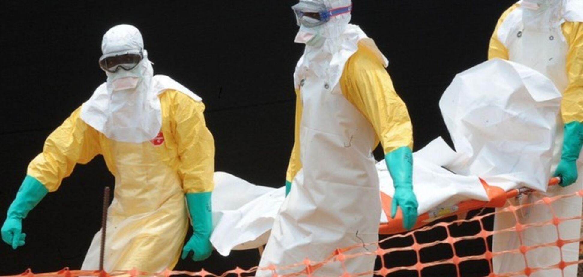 ВООЗ оголосила надзвичайну ситуацію в світі через вірус Ебола