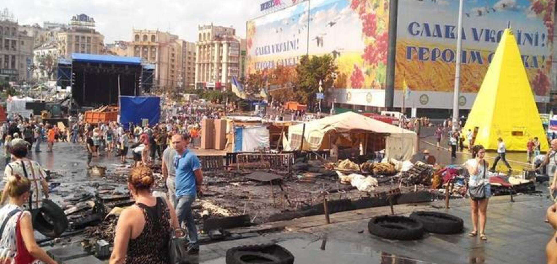 Ермолаев невольно раскрыл партийного покровителя палаточного городка