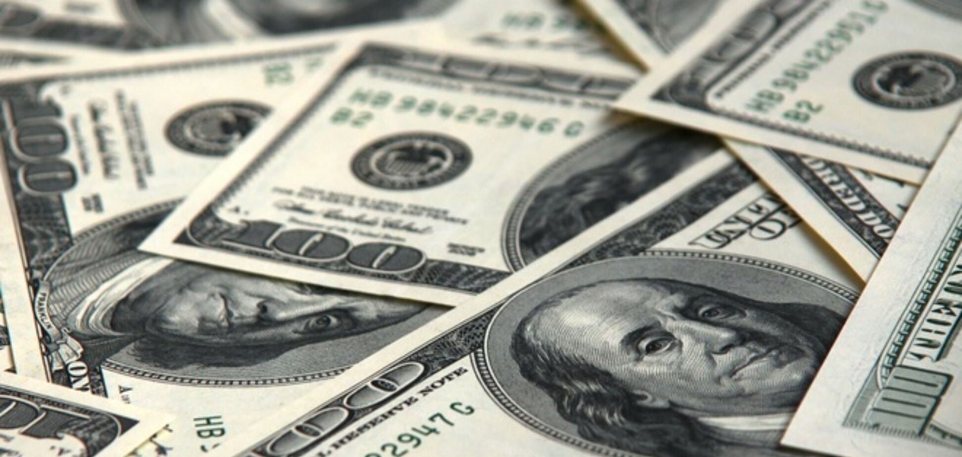 Доллар на межбанке упал до 13,10 грн