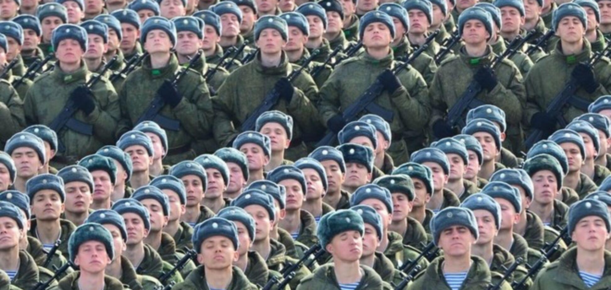 В России солдат-срочников заставляют подписывать контракты для 'учений в Ростовской области'