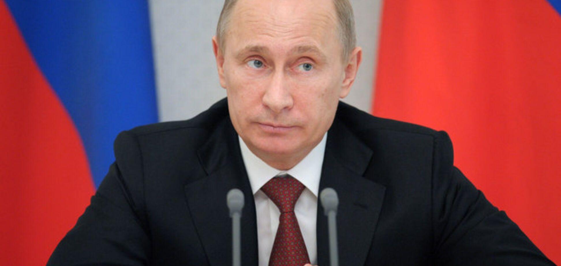 Путин переложил свою вину за убийства мирных украинцев на украинскую власть