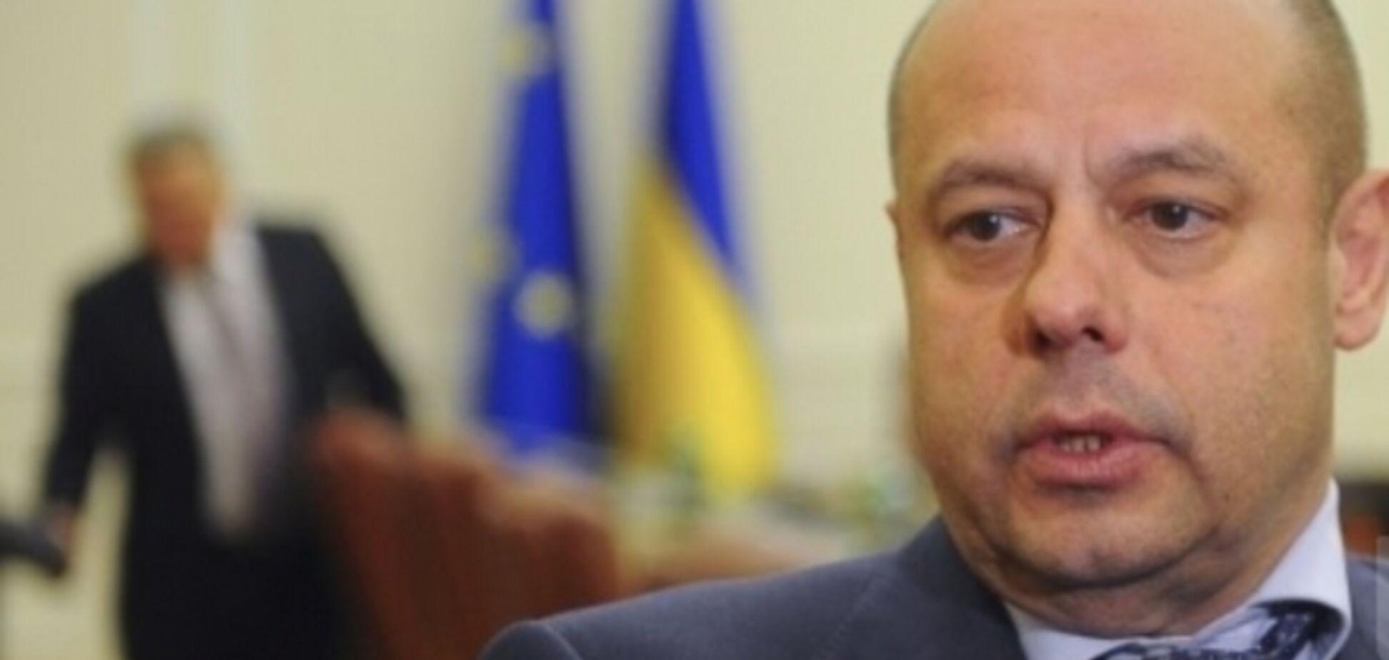 Продан напомнил Медведеву, что Украина не импортирует электроэнергию из РФ