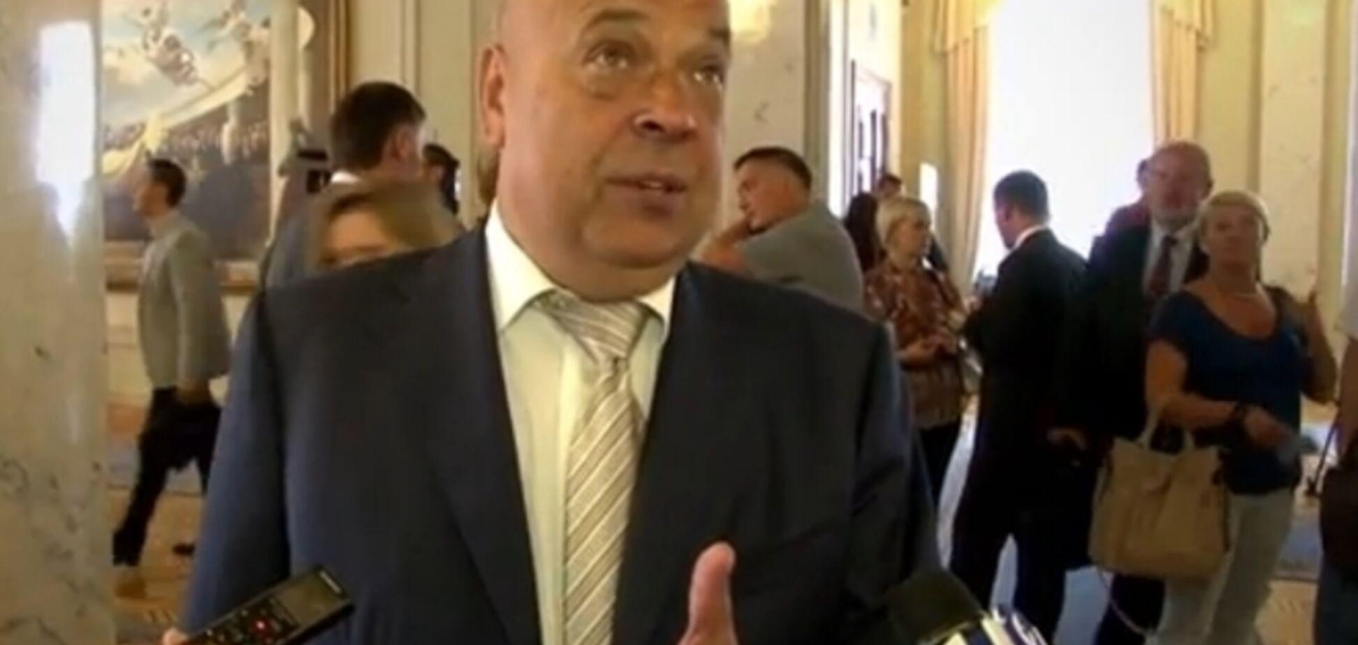 Москаль в шоке, а Шуфрич считает, что в Донецке российских войск нет