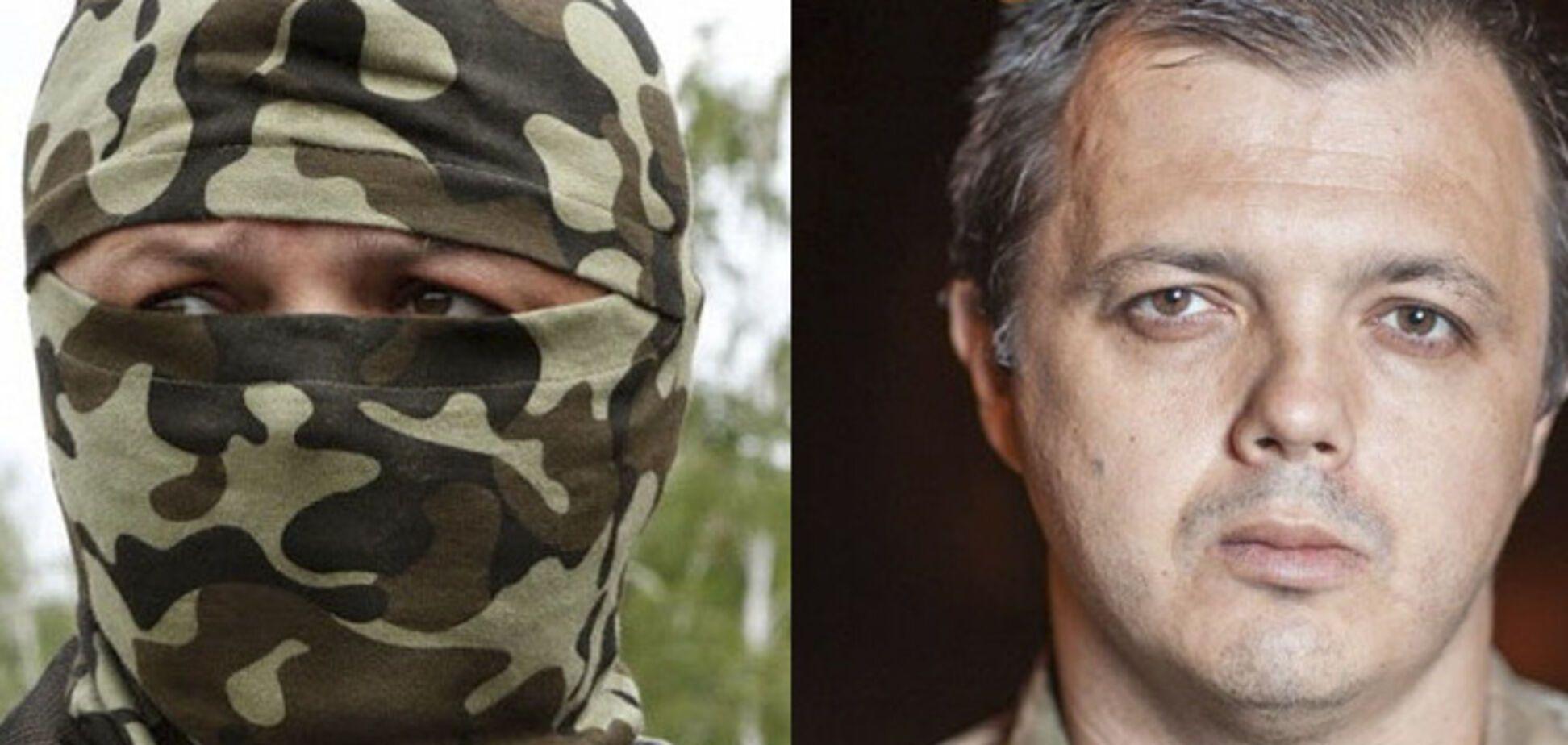 Семенченко ще не вирішив, з ким піде на вибори