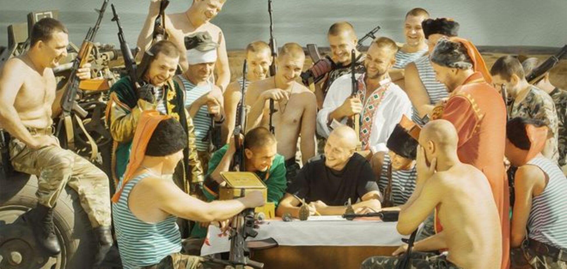 'Воины Света' написали Путину  письмо и отправят его с Майдана на Кремль