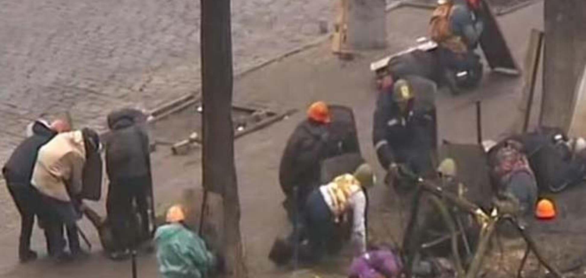 ГПУ завершила расследование убийств активистов Майдана на Институтской