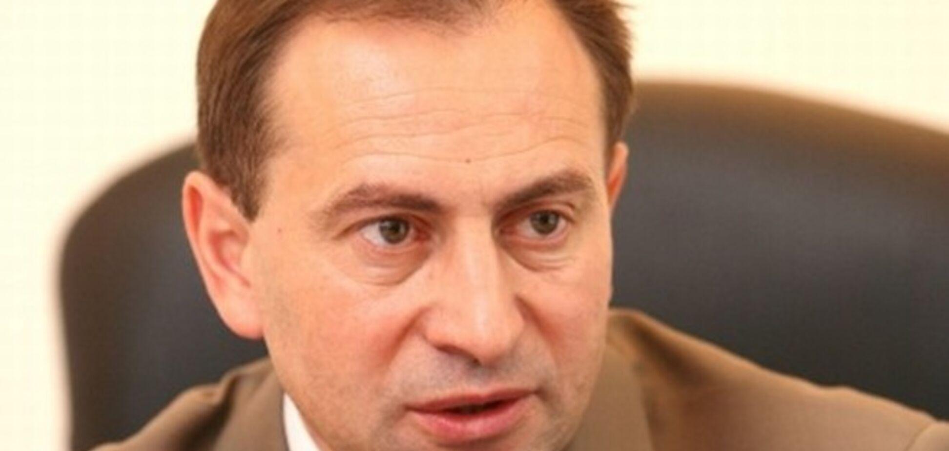 Томенко заявил об угрозе 'спортивного сепаратизма' в Украине