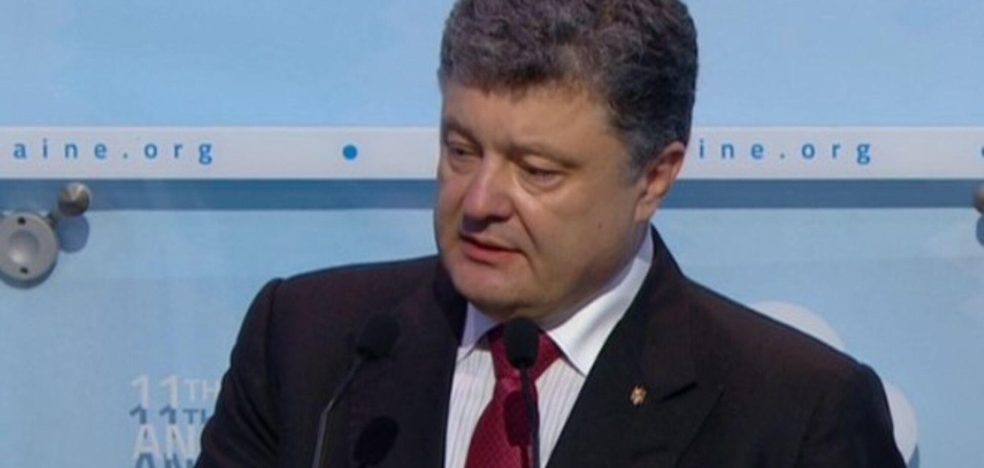Порошенко анонсував початок боротьби за уми кримчан