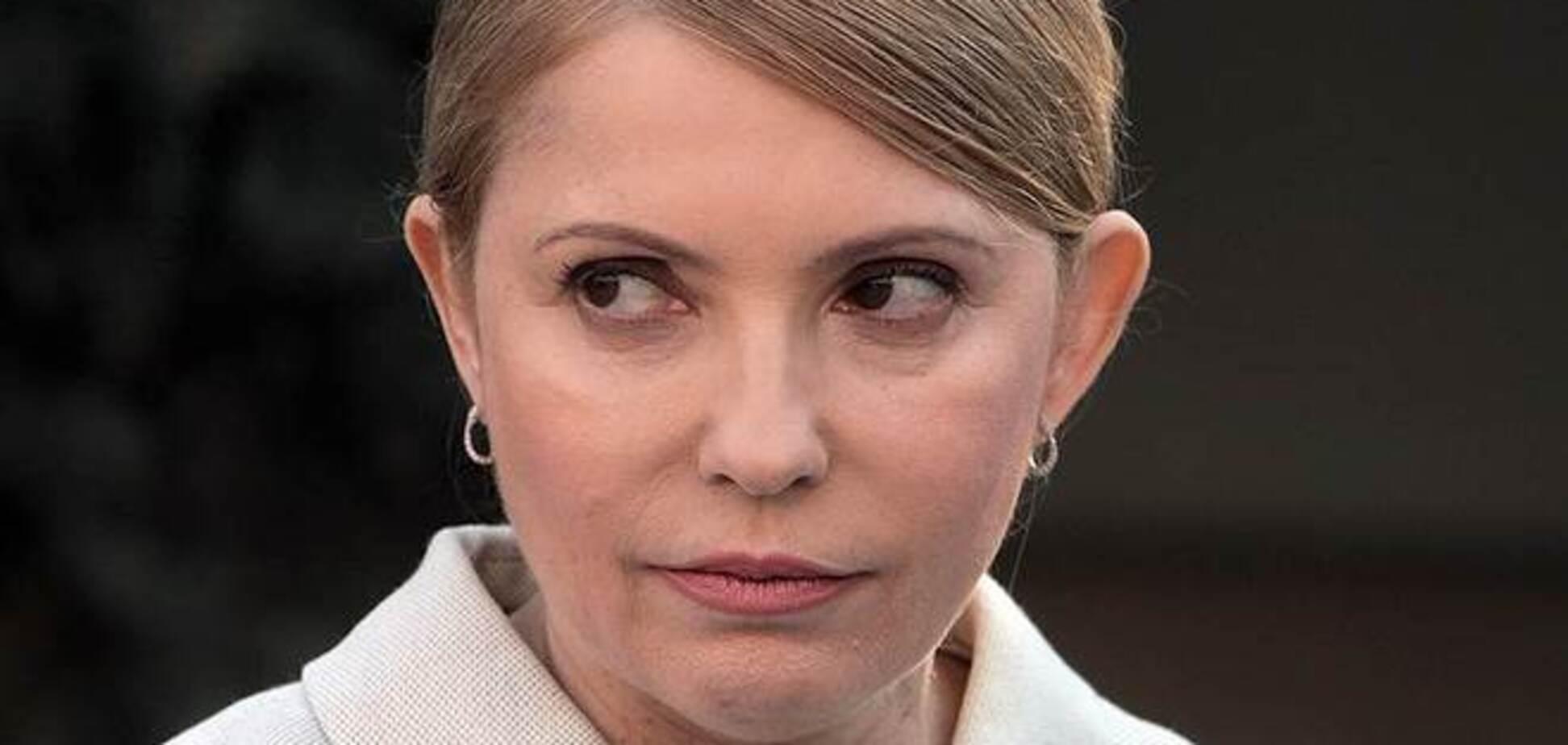 Тимошенко ніколи не думала про Україну. Не думає і зараз