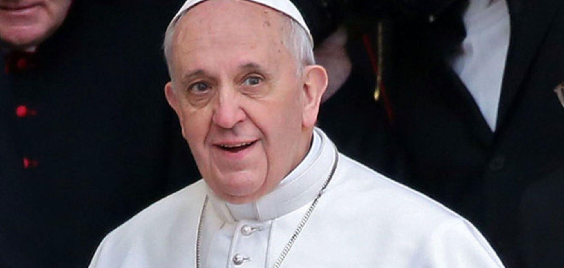 Папа Римский заявил о Третьей мировой войне