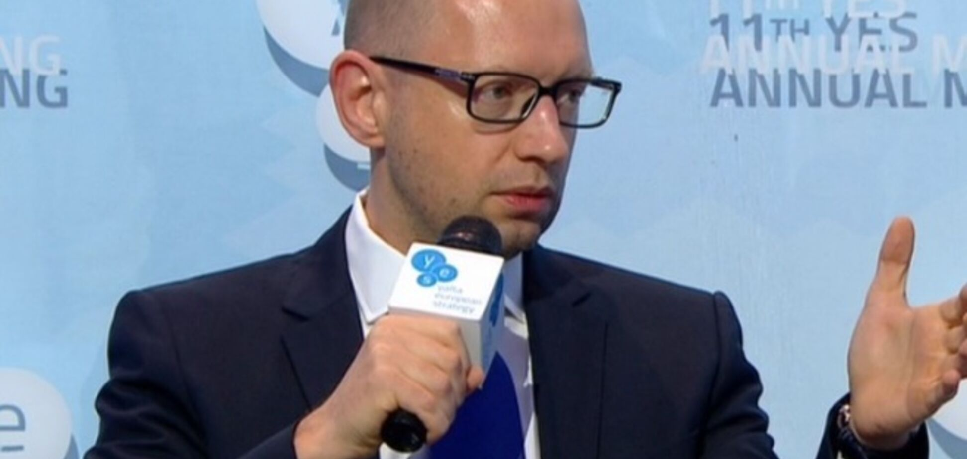 Яценюк намерен вести Украину в НАТО