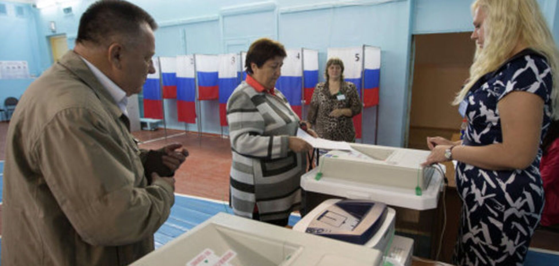 Выборы в Севастополе проходят без иностранных наблюдателей