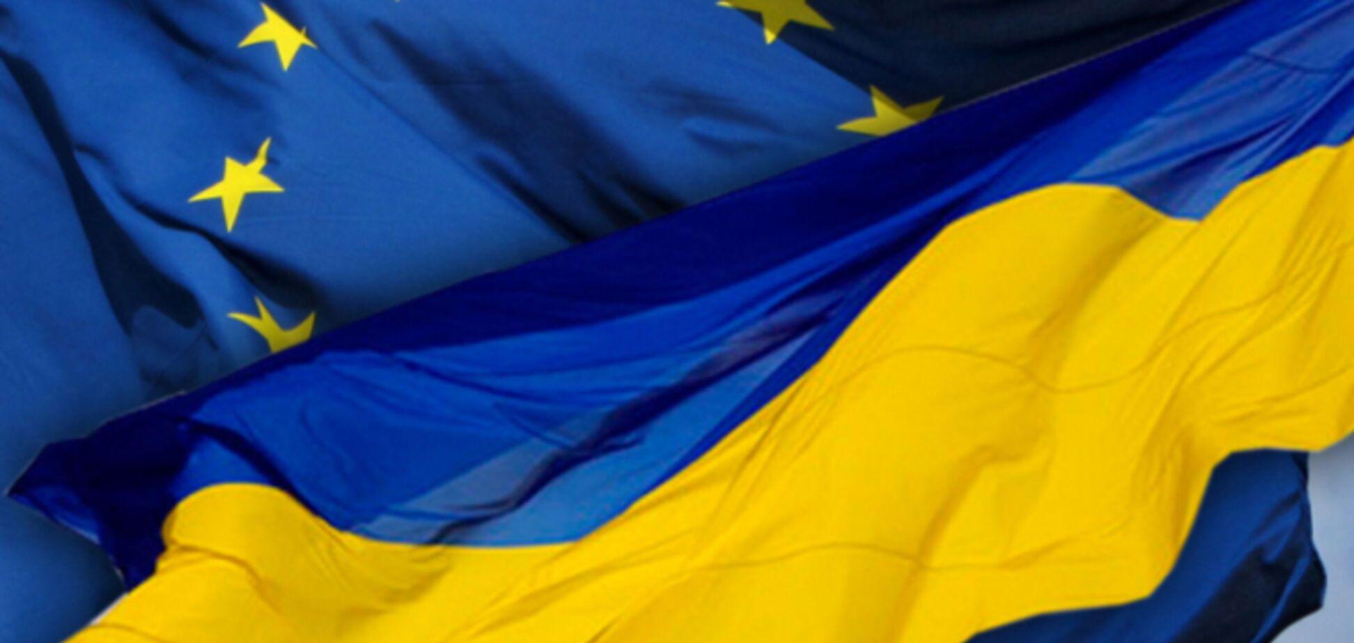 Рада поддержала постановление 'О европейском выборе Украины'
