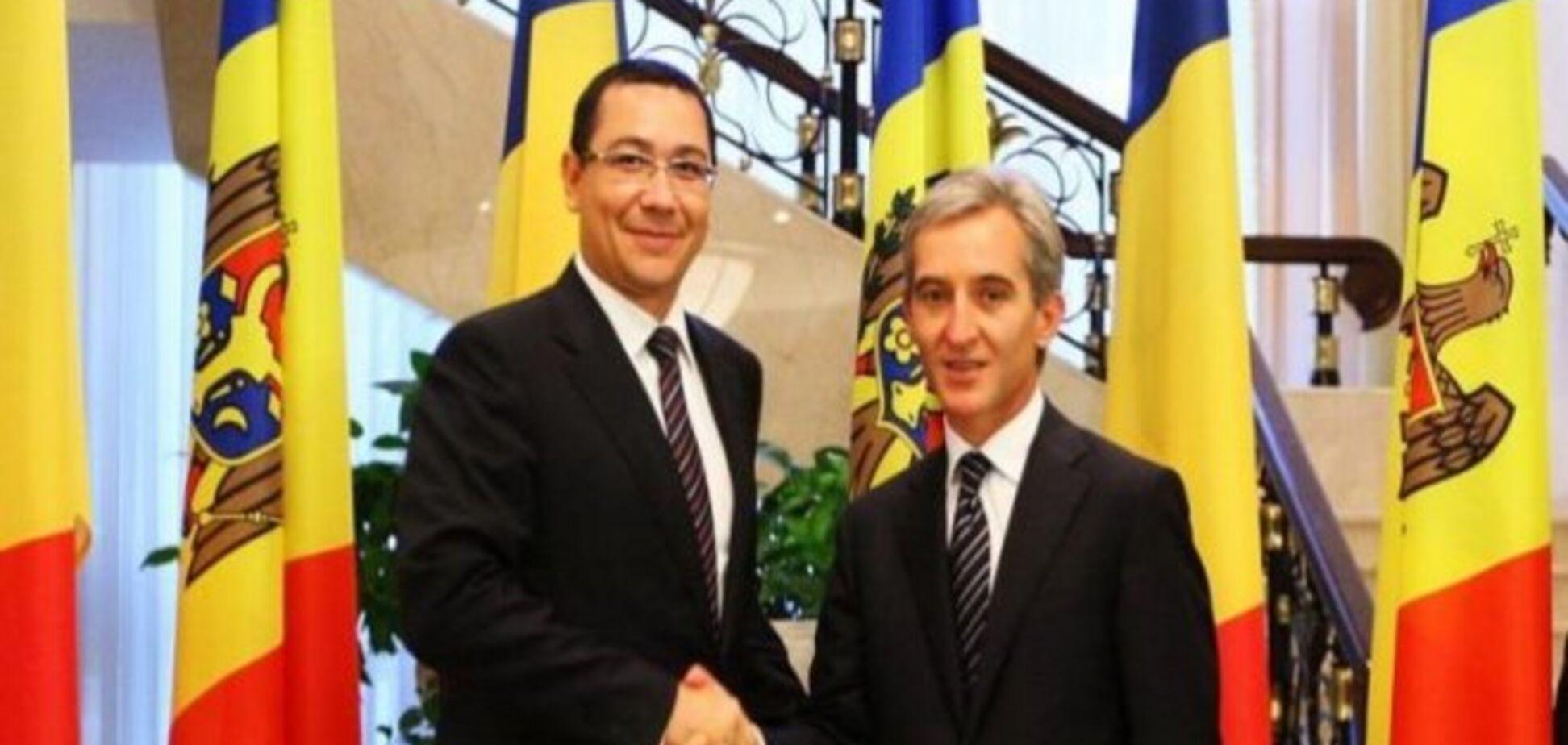 Россия назвала 'аннексионистскими' планы Румынии объединиться с Молдавией к 2018 году