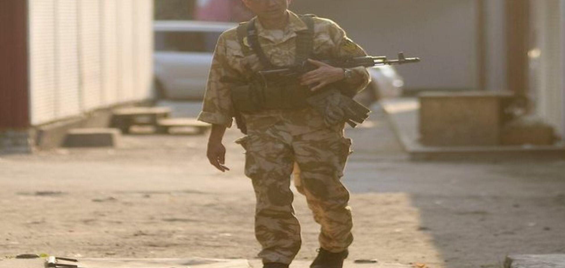 Про американського мільйонера серед бійців Донбасу