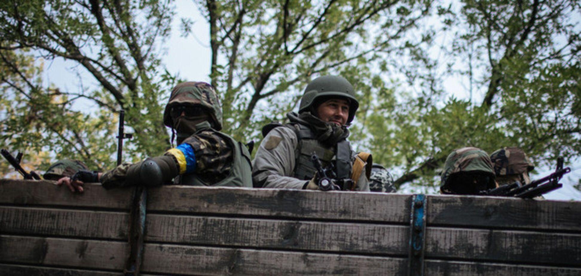 Силы АТО отбили у террористов блокпост близ Дебальцево