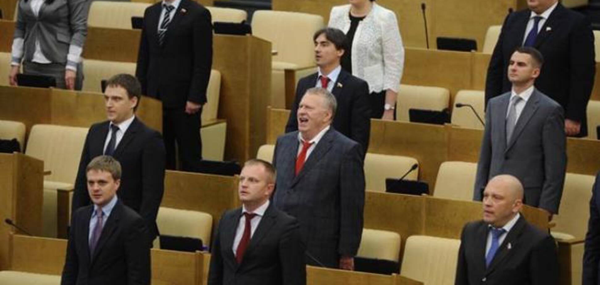 В Госдуме РФ появится хор