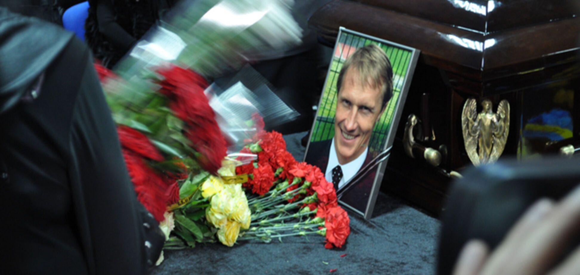 Прощай, Андрей. Киев проводил в последний путь Гусина
