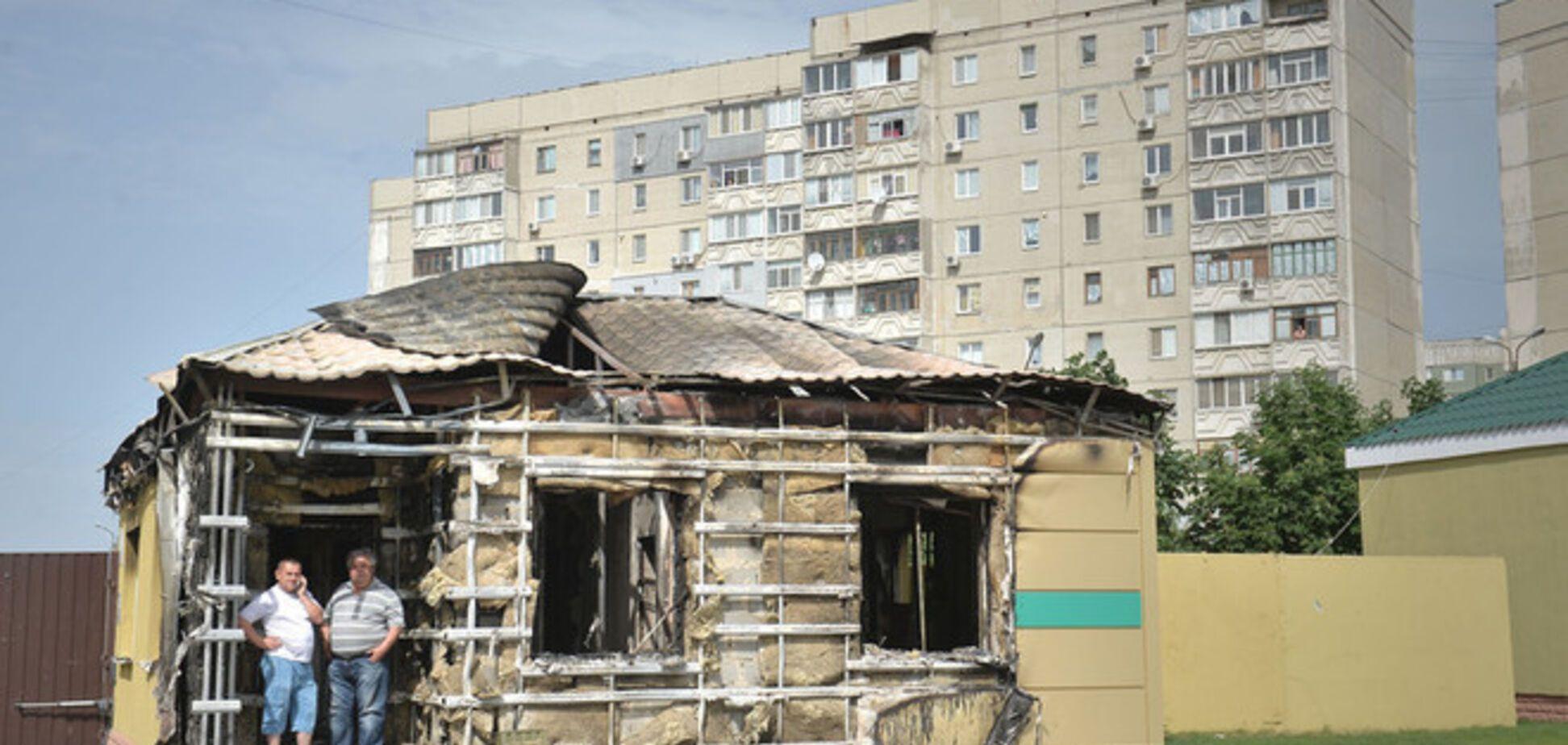 Из-за ночных артобстрелов Донецка погиб мирный житель