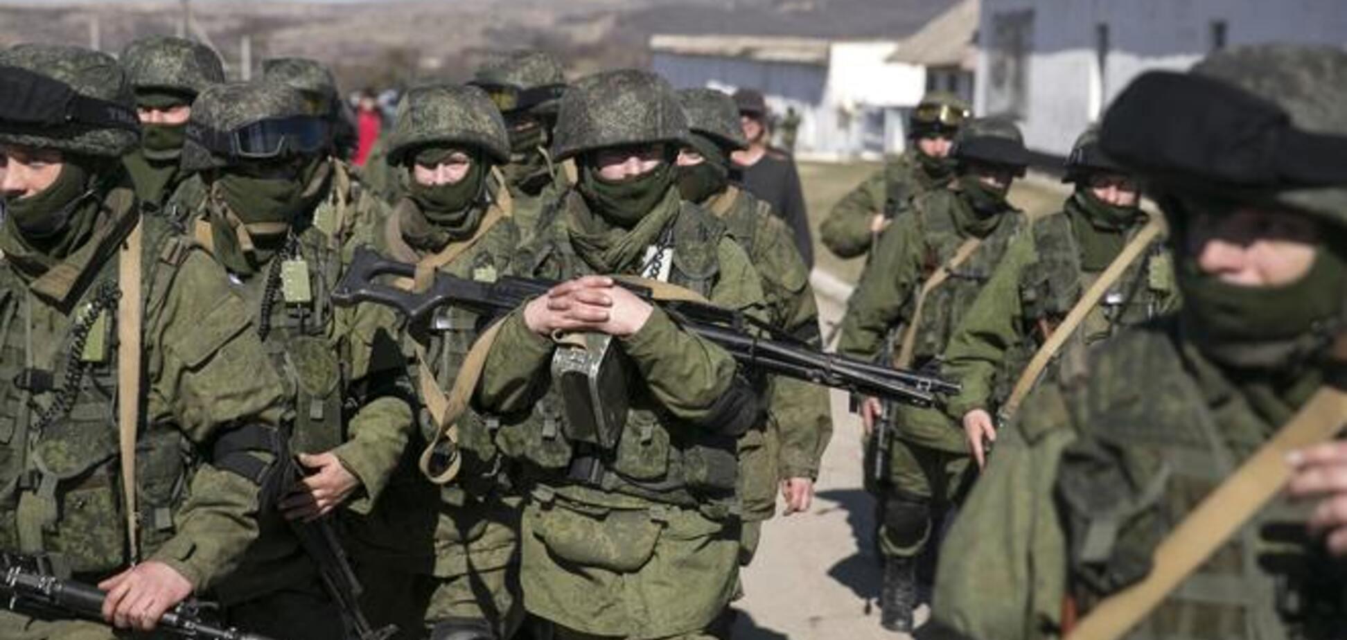 Оккупанты финансируют крымскую 'самооборону' за счет взяток с предпринимателей