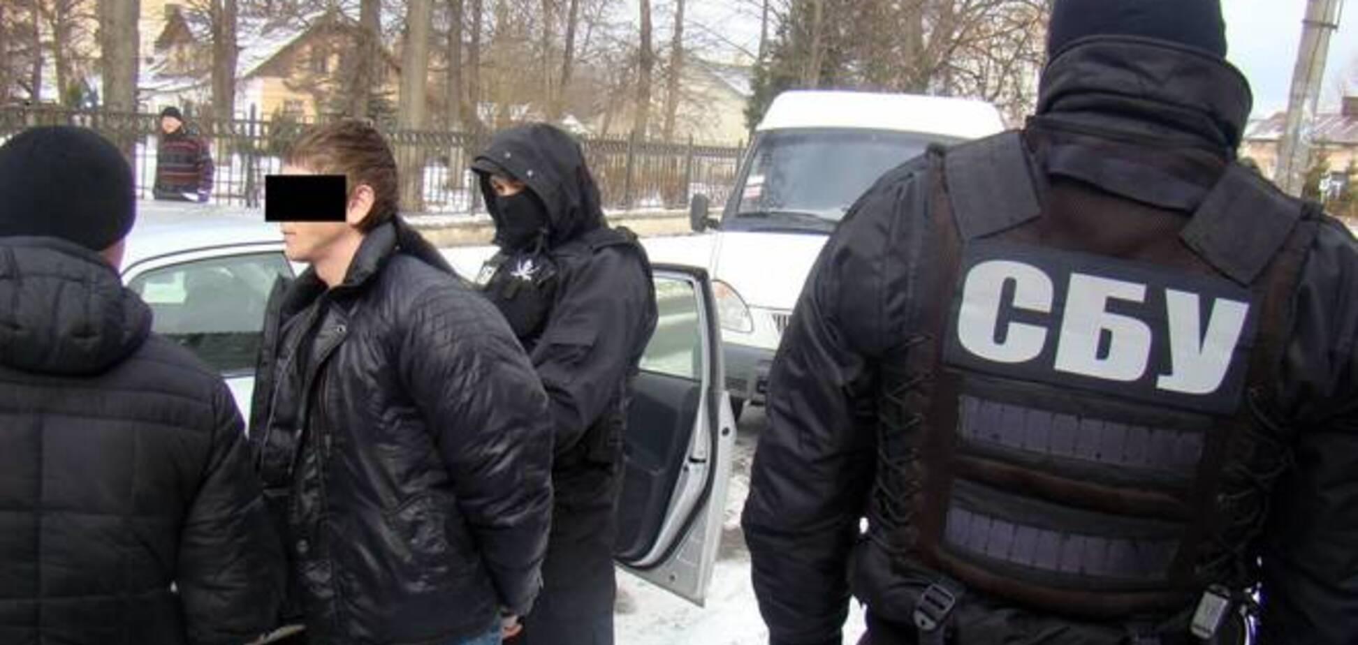 Задержан житель Северодонецка, который в Интернете призывал к терактам