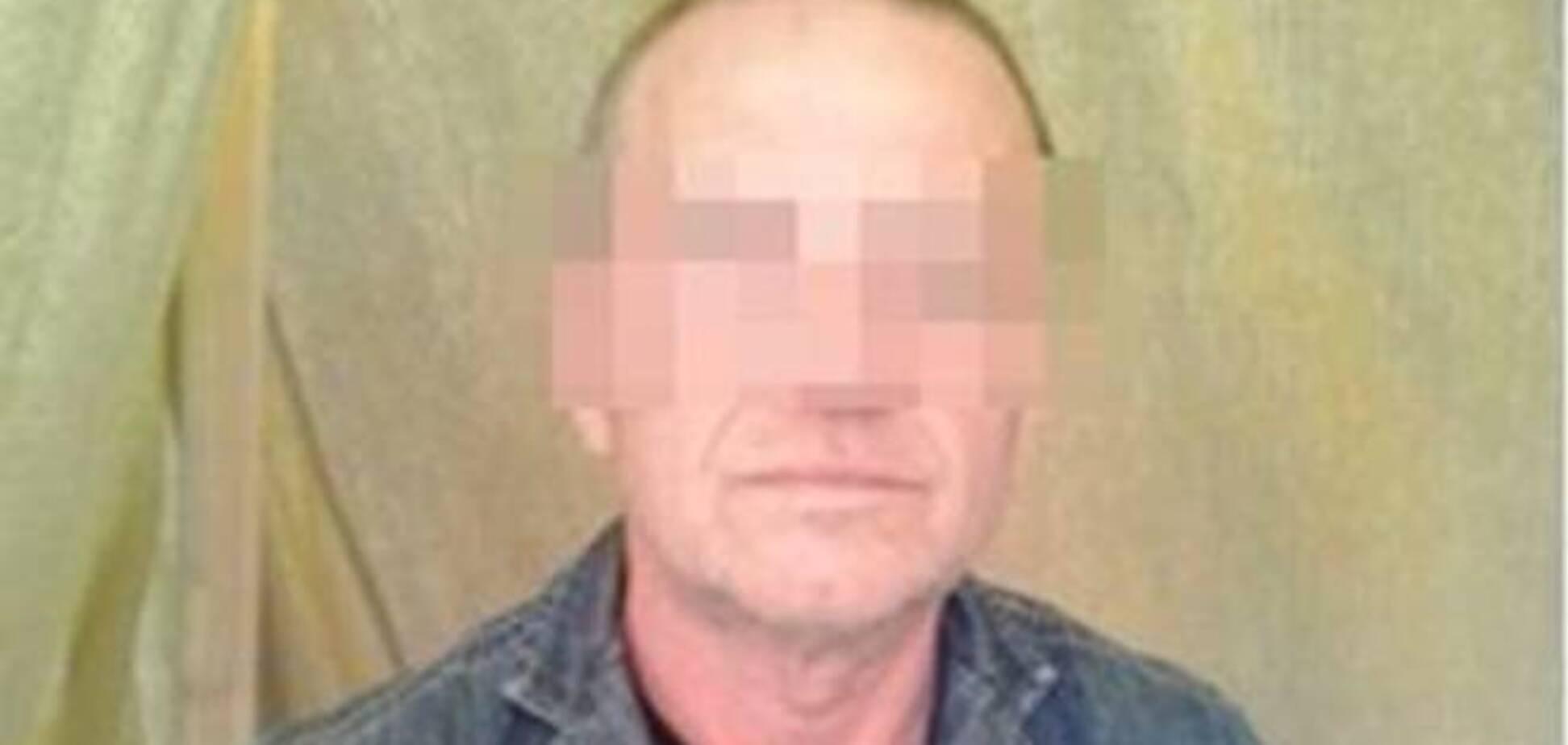 СБУ задержала россиянина, шпионившего за украинскими военными на Донетчине