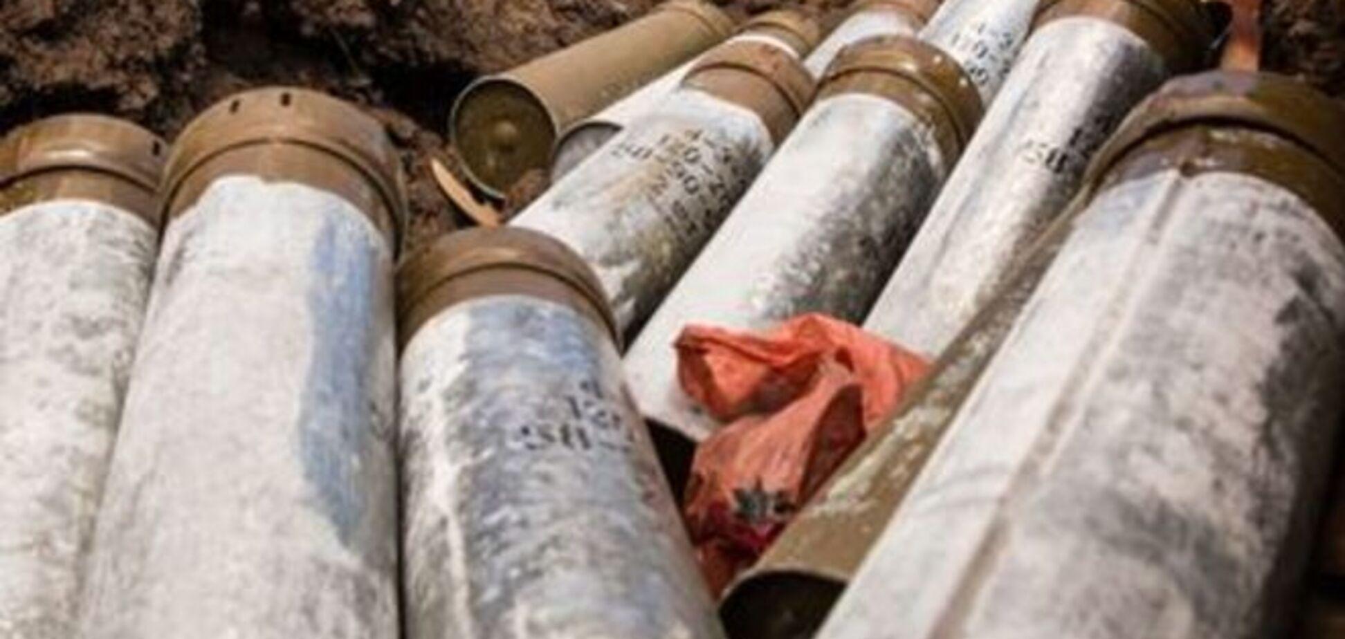 В Донецке взорвалась база боевиков, на которой готовили бомбы для терактов