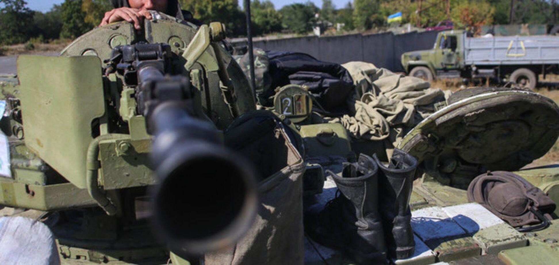 Процесс на Донбассе пошел в правильном русле