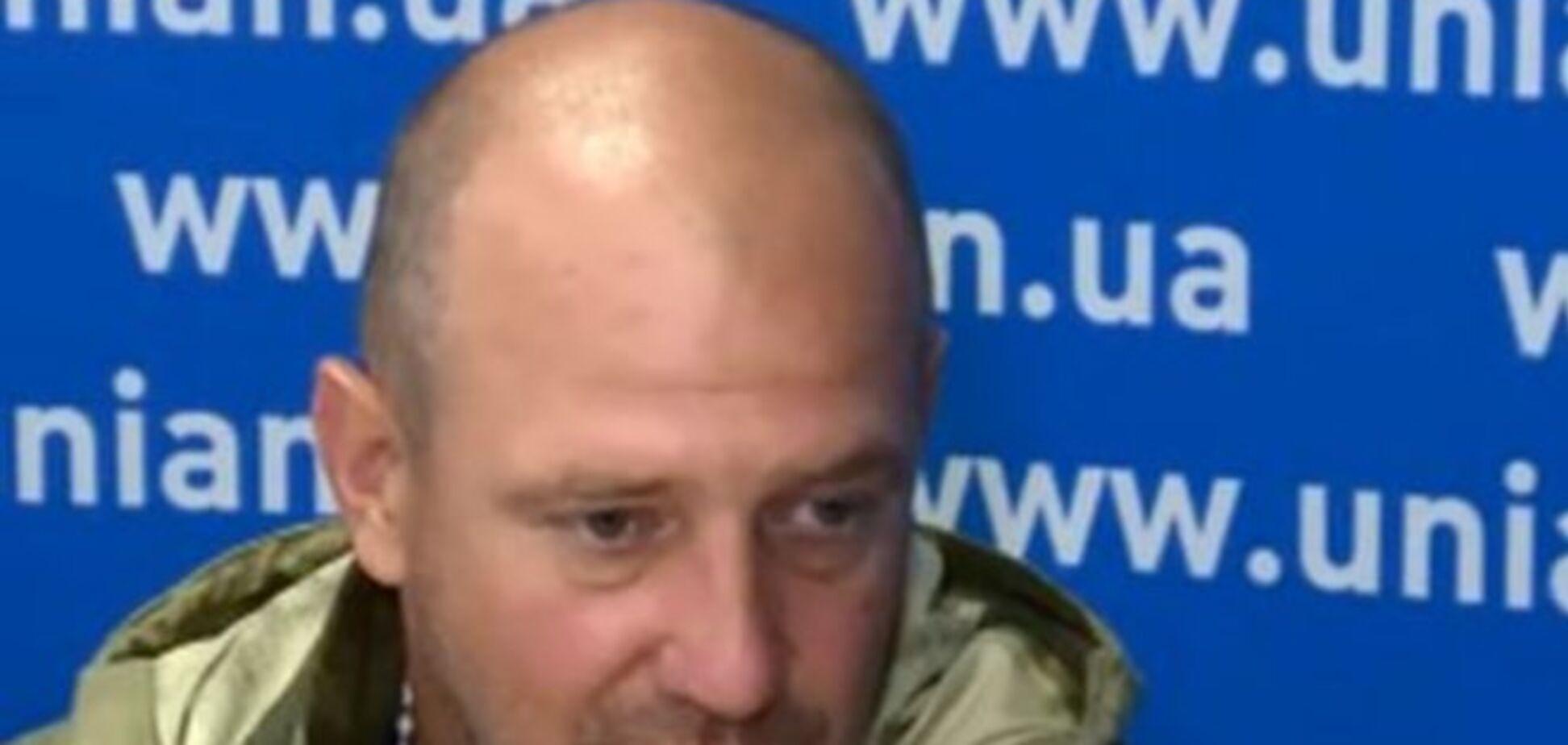 Счастье полностью под контролем украинских военных - комбат 'Айдара'