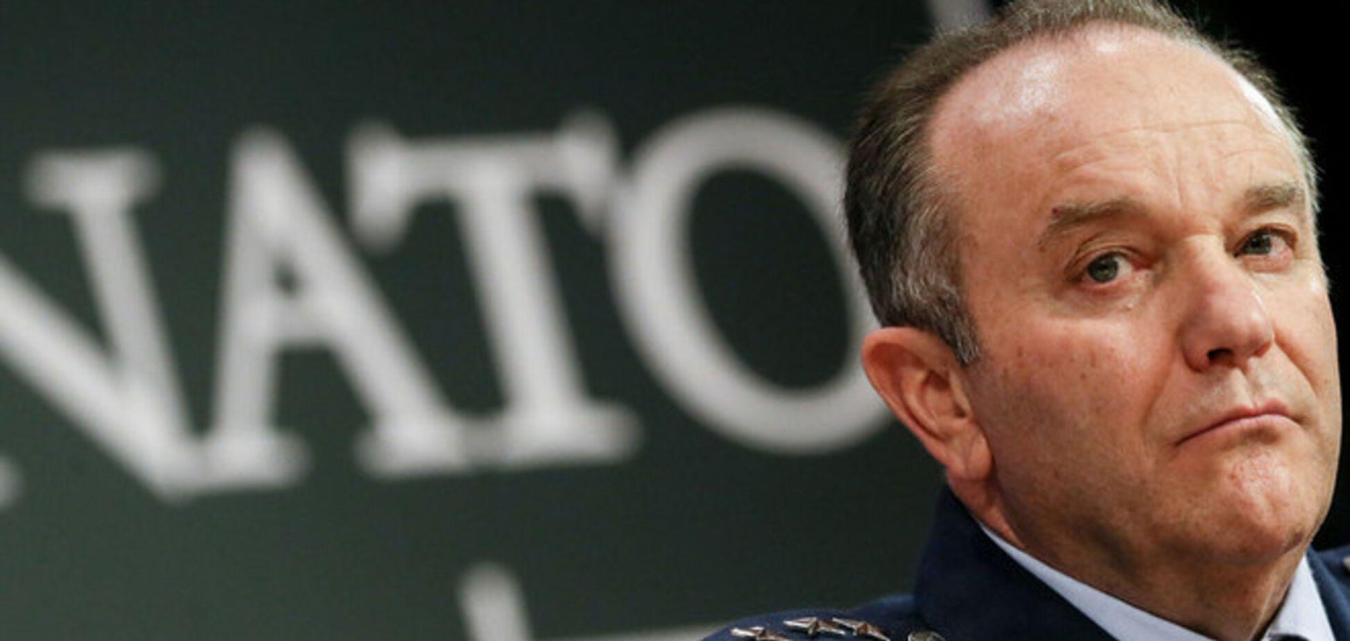 Главнокомандующий НАТО в Европе: перемирие на Донбассе действует на словах