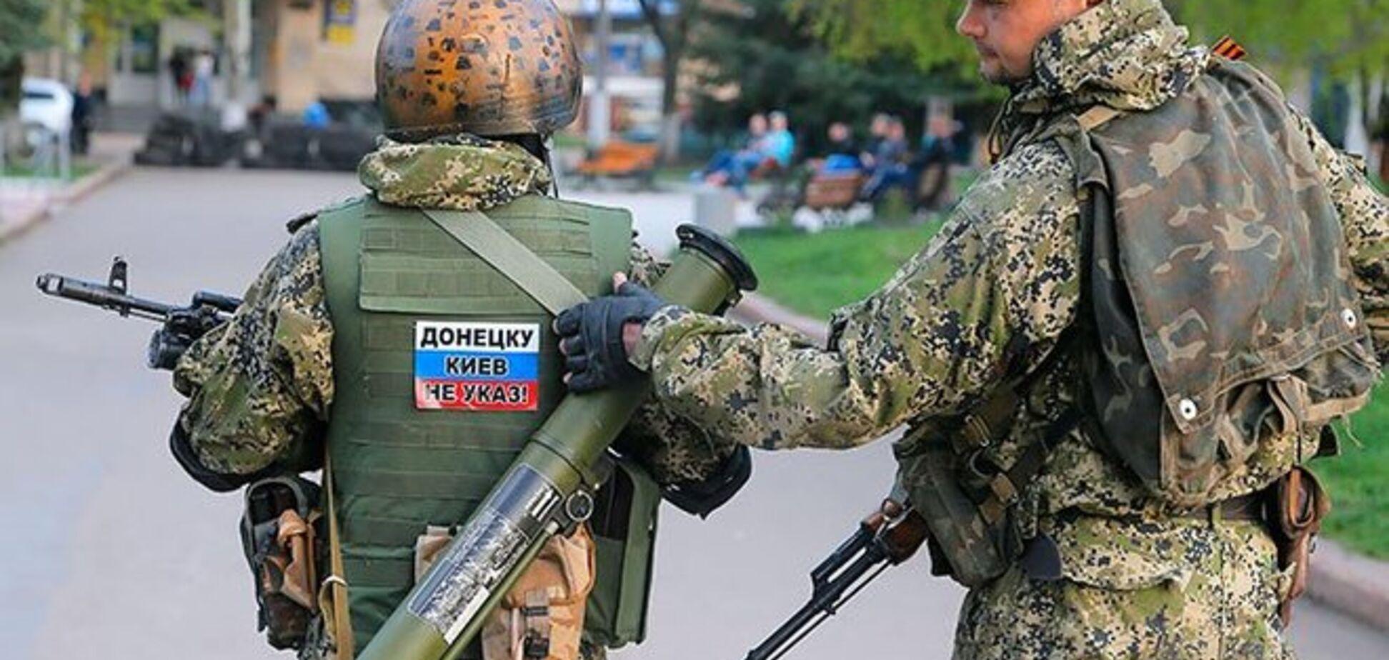 Террористы обстреляли окрестности Мариуполя и Стаханов