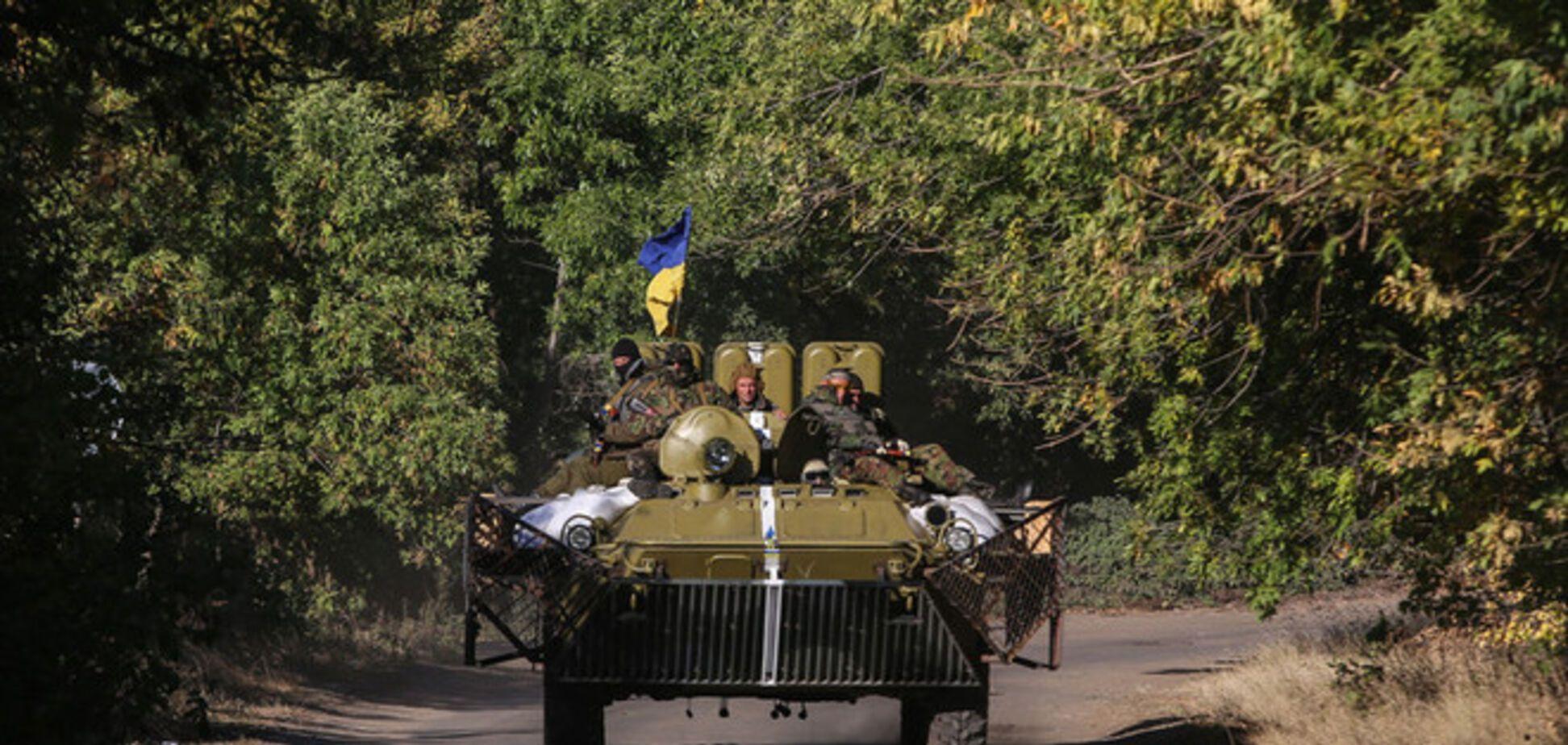 Війна в Україні почалася з Криму