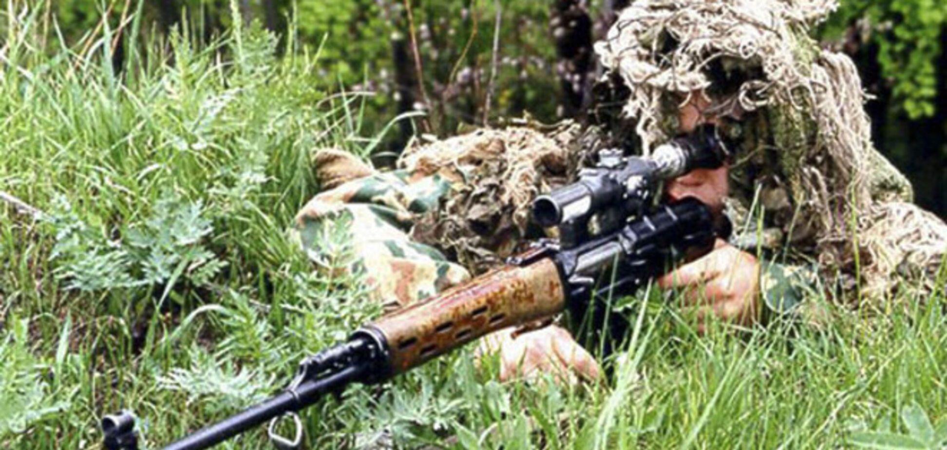 Снайпера террористов убили двоих бойцов 'Киевской Руси' возле Дебальцево – СМИ