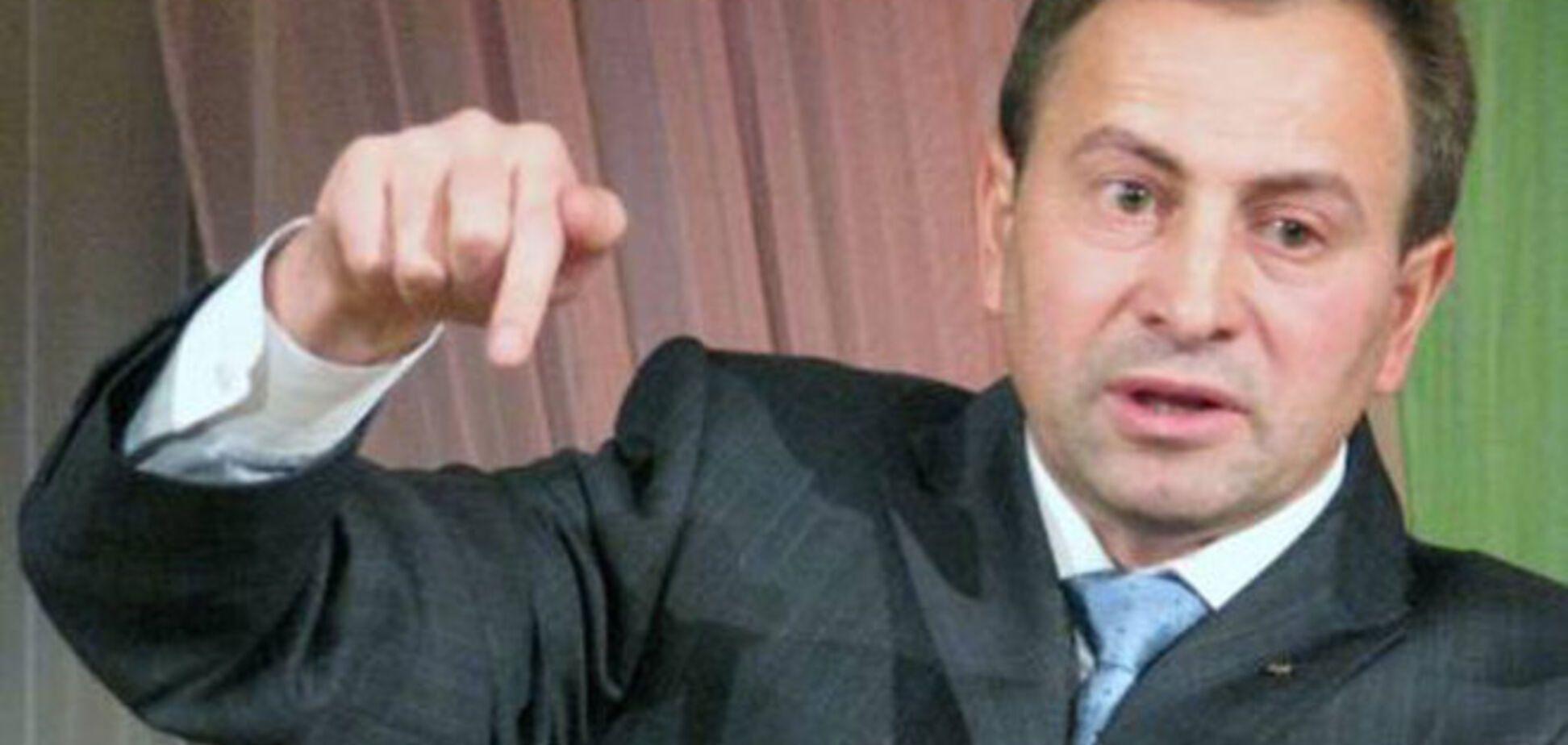 Томенко обратился к критикам закона об амнистии на Донбассе