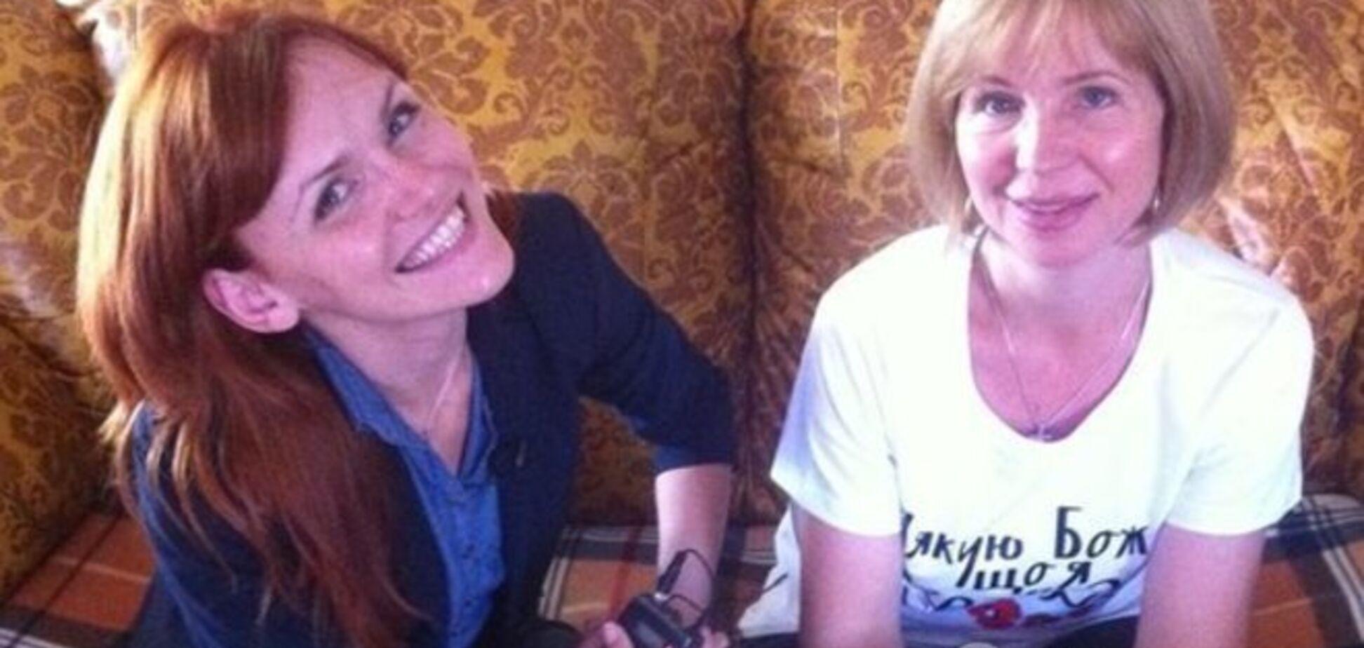 Ирина Довгань, которую истязали ДНРовцы: 'Нормальных людей в Донбассе заключили в тюрьму'