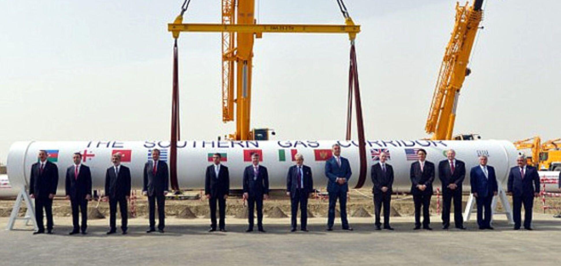 В Баку країни ЄС урочисто поклали край монополії російського 'Газпрому'