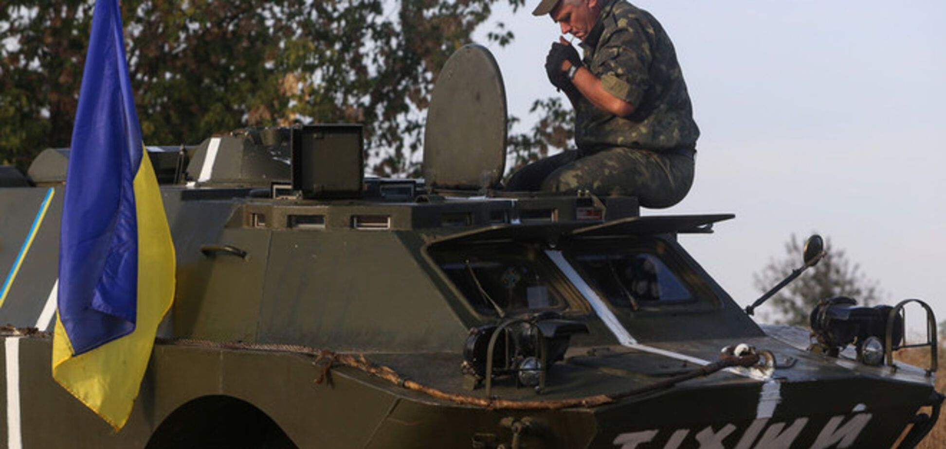 Террористы не обстреливали силы АТО в ночь на вторник - Тымчук