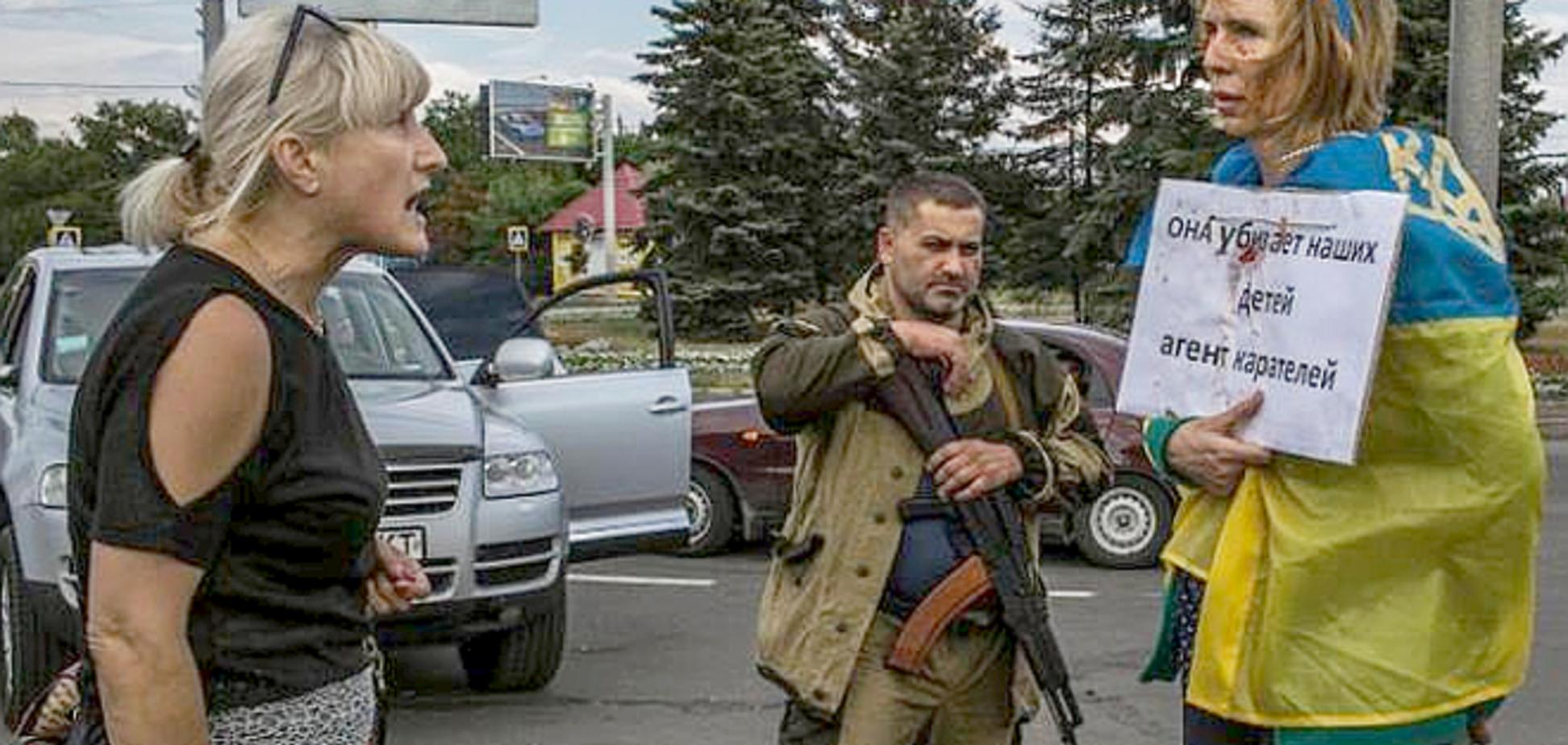 Жертва пыток 'ДНР' рассказала представителям ООН о русском Бабае