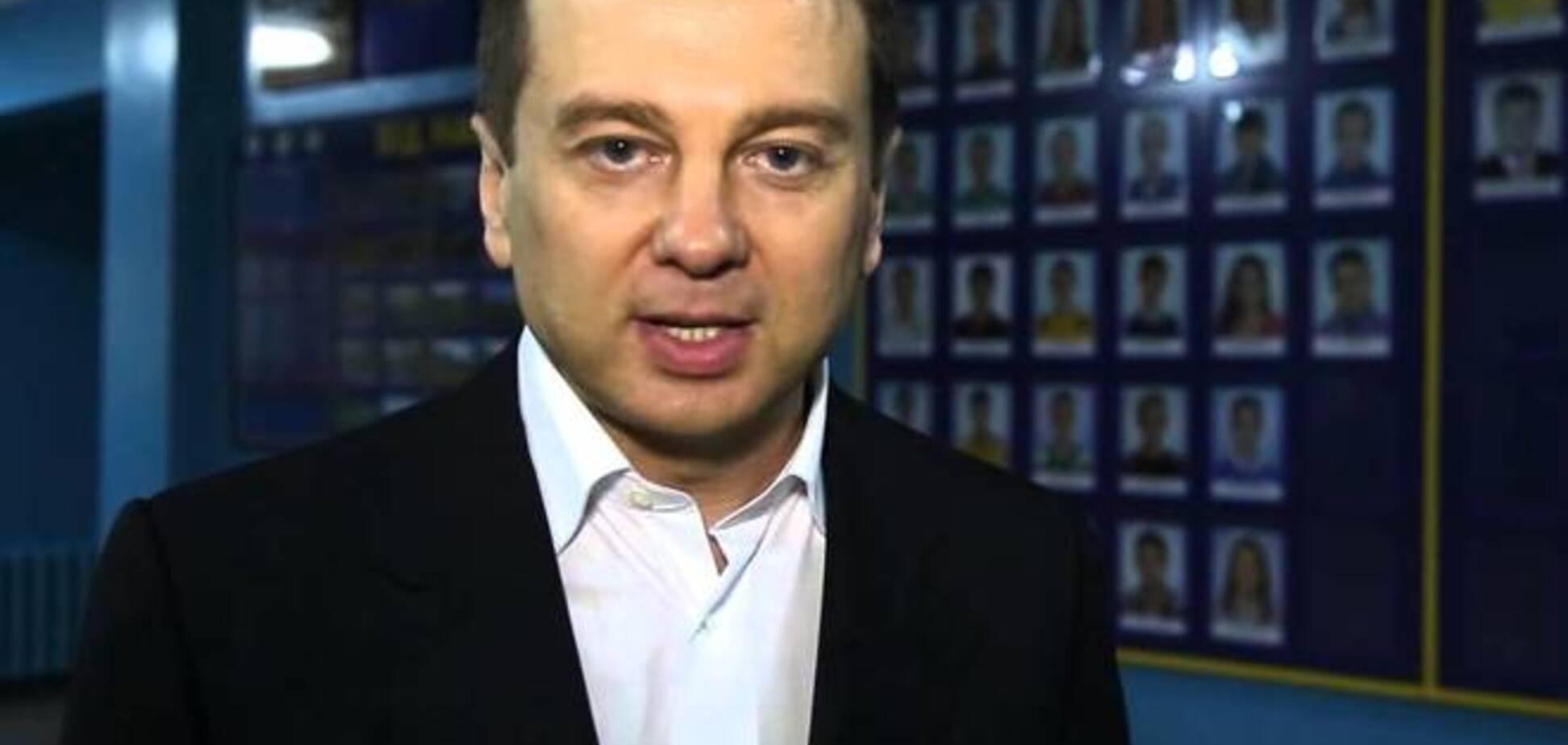 Во время 'Марша мира' в Москве арестован президент Фонда волонтеров Украины
