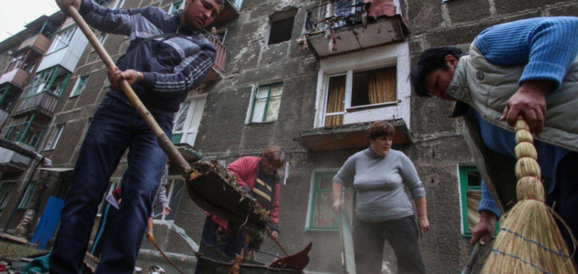 Понедельник стал первым днем на Луганщине без стрельбы - Москаль