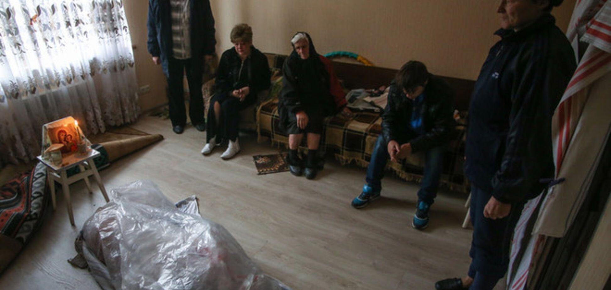 Только по официальным данным на Донбассе за время войны погибли более 3,5 тысяч человек