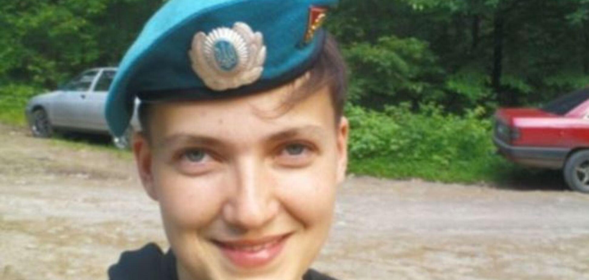 Надежду Савченко вывезли из СИЗО в неизвестном направлении