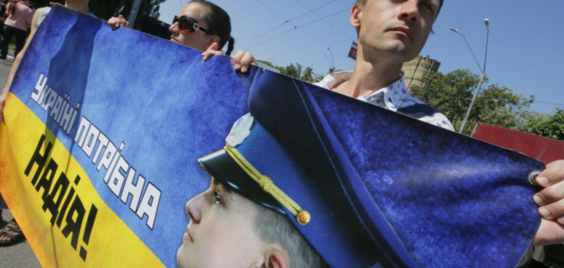 Савченко этапировали в Москву для проведения психиатрической экспертизы - адвокат