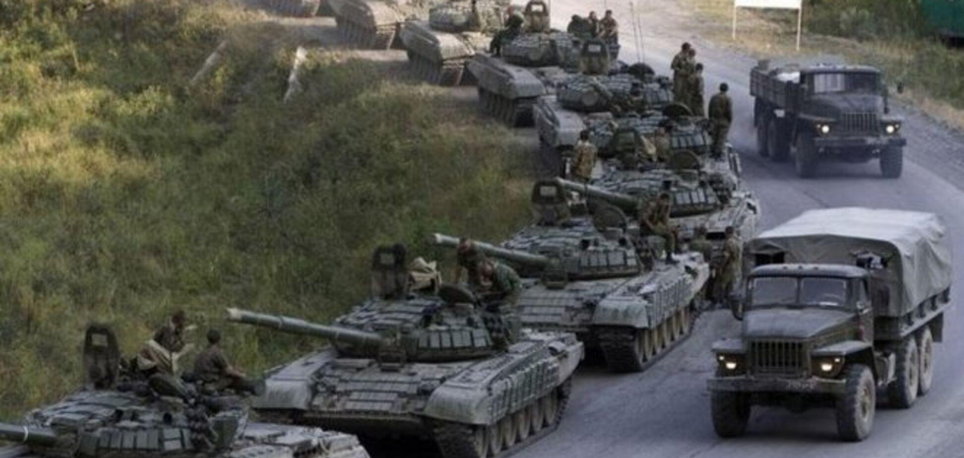 В СНБО опровергли вывод российских войск с Донбасса: это ротация