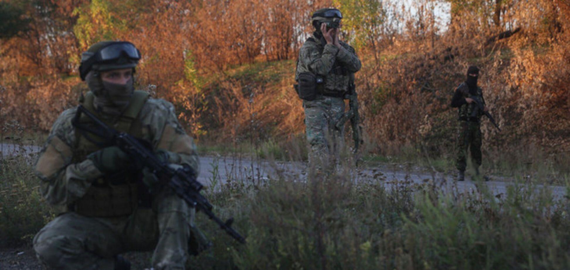 Ночью в Донецке в жилой дом попал снаряд