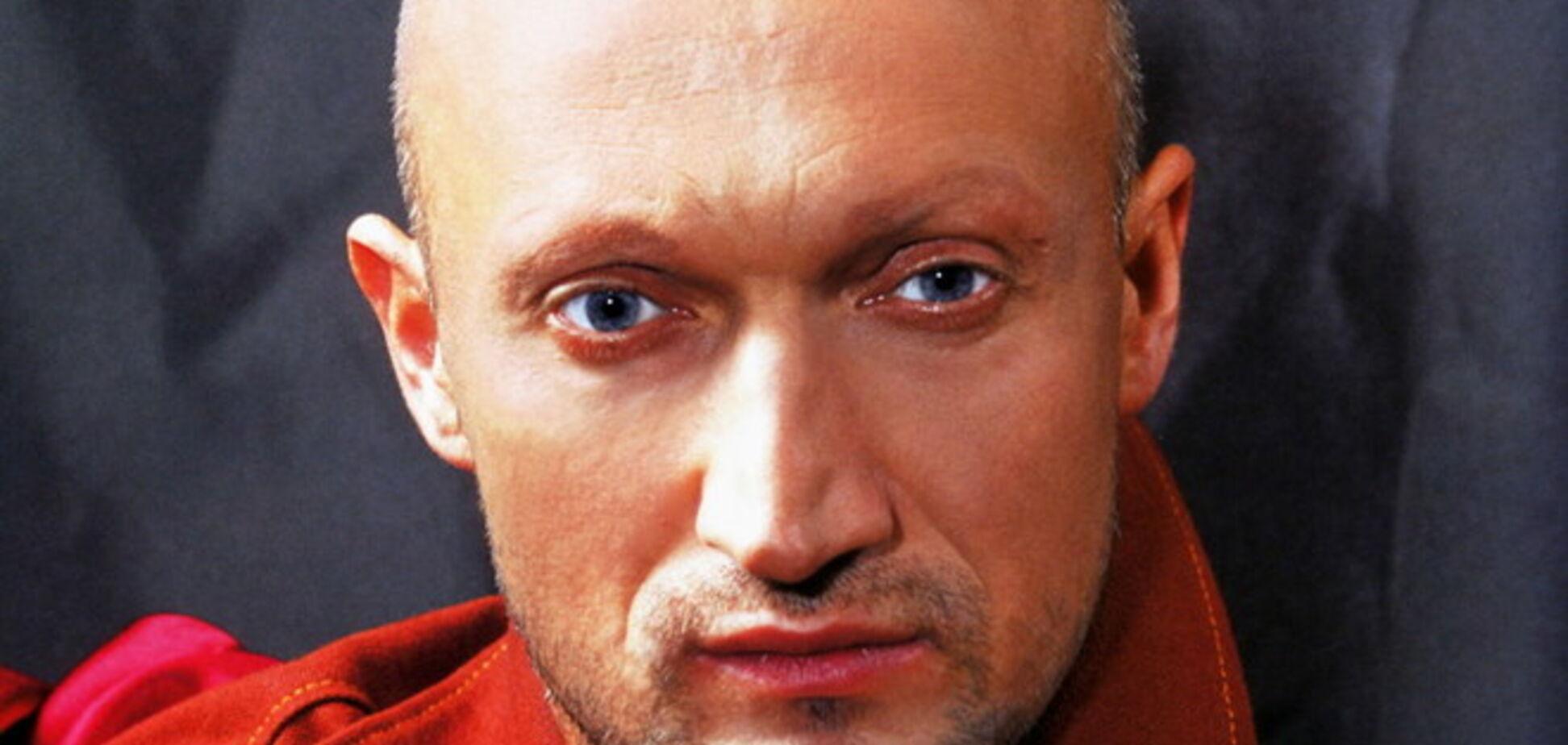 Гоша Куценко спел песню о войне в Украине