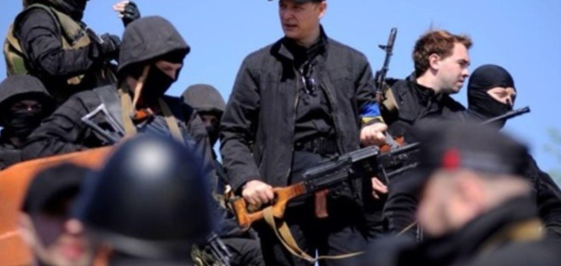 Командир 'Азова' отрицает, что Ляшко помогал батальону