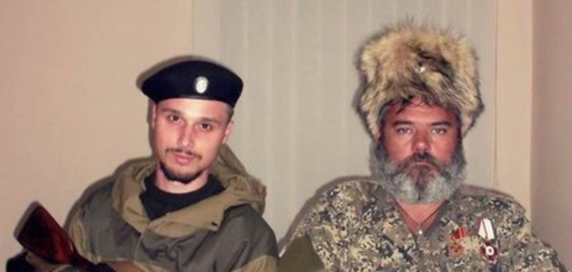 Российский диверсант Бабай вернулся на Донбасс